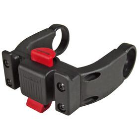 KlickFix Adapter na kierownicę do rowerów elektrycznych czarny